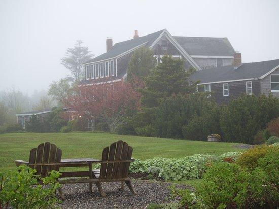 Bradley Inn: Inn gardens