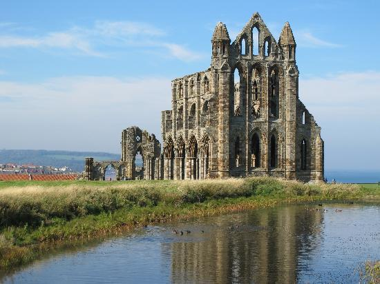 Whitby across the pond