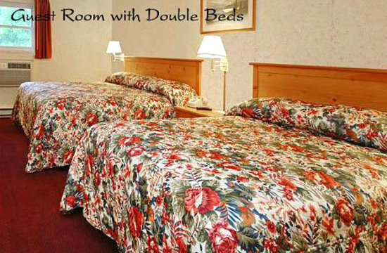 Econo Lodge Near Stewart International Airport: Guest Rooms with two beds