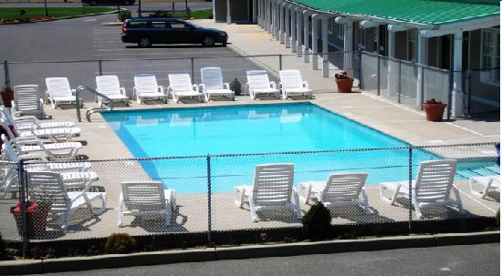 Sea Girt Lodge: Swimming Pool
