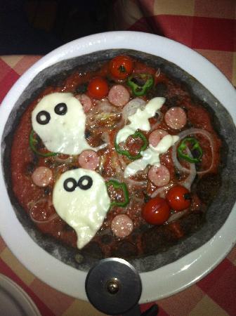 Pinoccio: Ghost Pizza