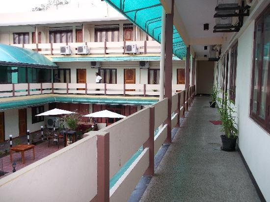 very small but clean room - Picture of Gnanams Hotel, Jaffna ...