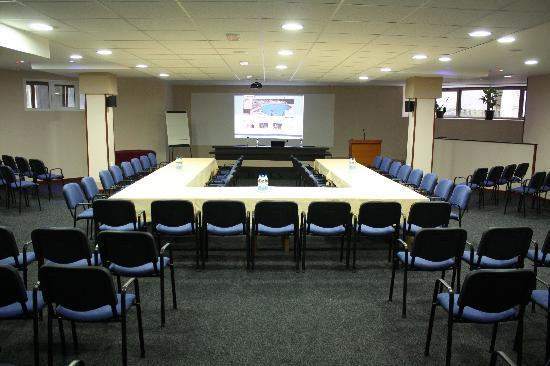 Hotel Radan Prolom Banja: Conference room