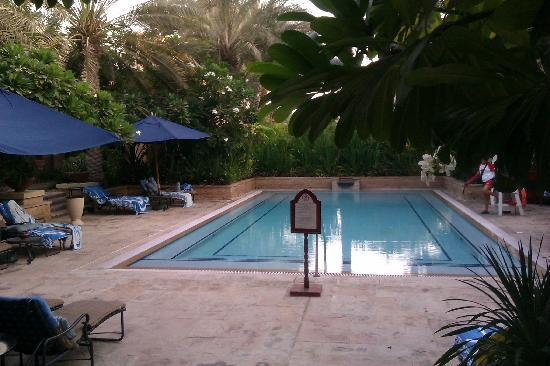 "Jumeirah Dar Al Masyaf at Madinat Jumeirah: The ""private"" pool"
