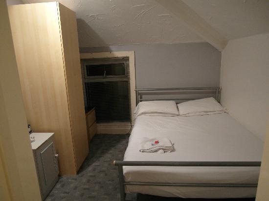 Trades Hotel : Zimmer