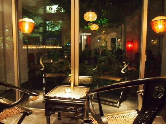 Hotel Mume: public area