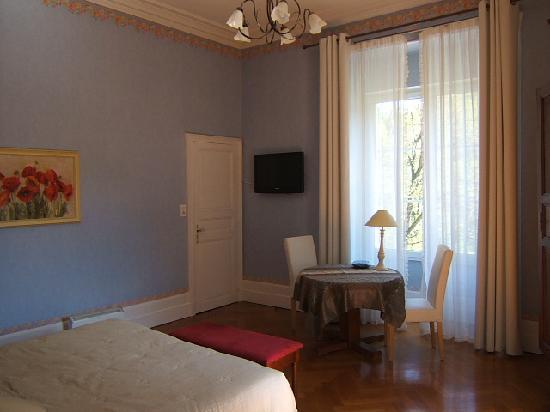 Viviez, Francja: Chambre Rouergue