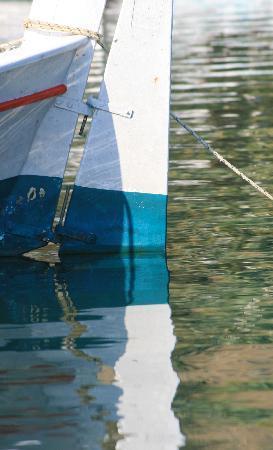 O Xenonas ton Mylon: Myloi Harbour