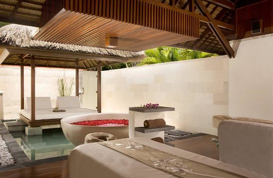 ‪Spa at Nusa Dua Beach Hotel‬