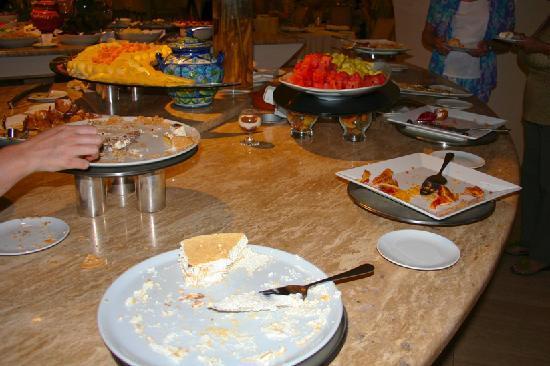 Crowne Plaza Vilamoura - Algarve : Constant Food Deficiency