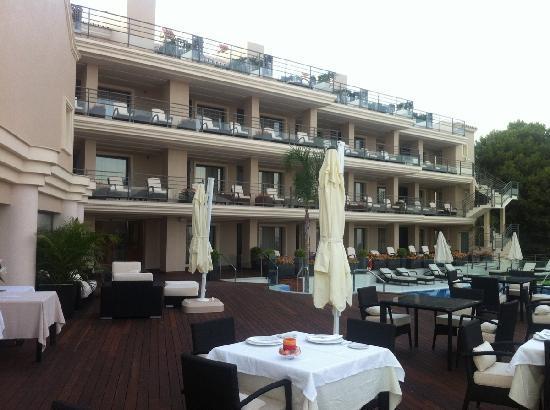 Vincci Seleccion Aleysa Hotel Boutique & Spa: Hotel
