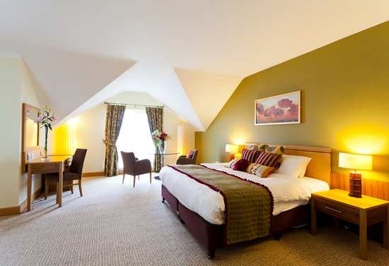 Glasson Country House Hotel & Golf Club: Suite