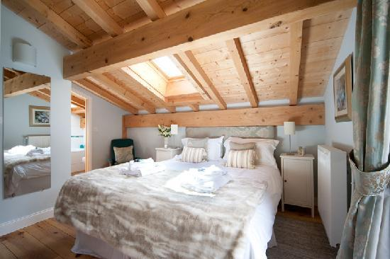 Chalet Annabelle: bedroom