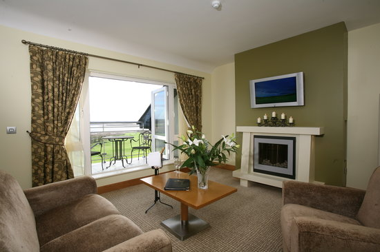Glasson Country House Hotel & Golf Club: Sitting Room