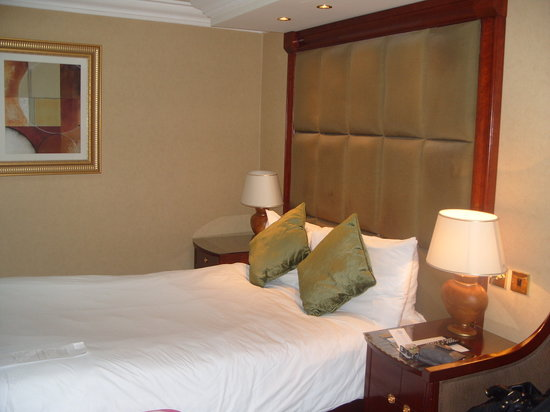 Executive Rooms London Kensington: Superior Double room