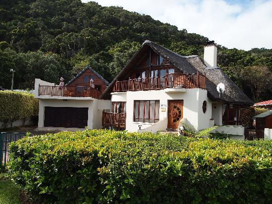 Cloverleigh Guest House: Außenansicht
