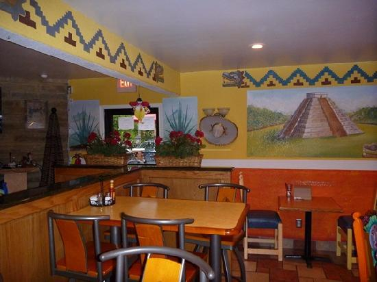 La Tolteca: Photo of the cantina area