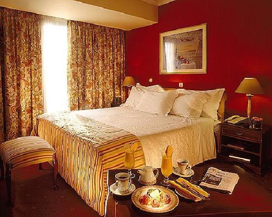 Titania Hotel: Deluxe Suite