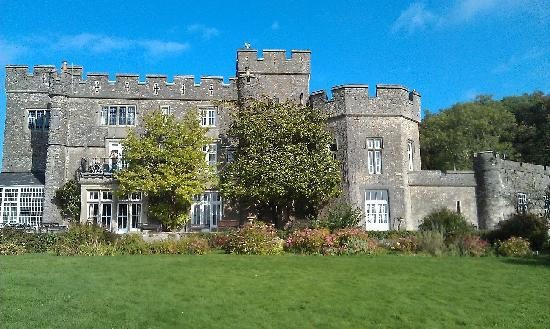 Banwell Castle
