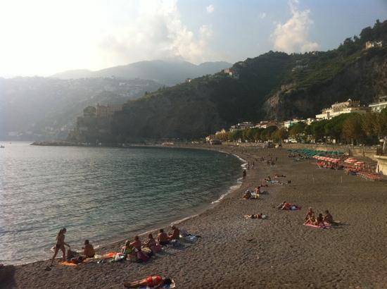 Майори, Италия: maiori beach