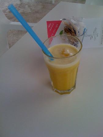 Fresh Food Cafe: my smoothie