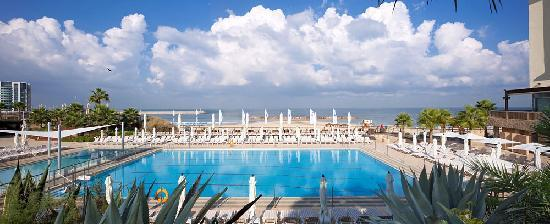 Dan Accadia Hotel Herzliya: Pool