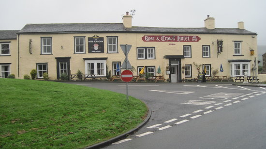 ‪The Rose & Crown Hotel‬