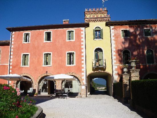Societa Agricola Tenuta Contarini s.s. : Ansicht Gebäude