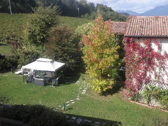 Societa Agricola Tenuta Contarini s.s. : Garten