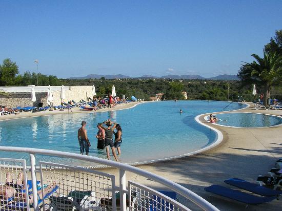 Club Marmara Del Mar: la piscine à débordement