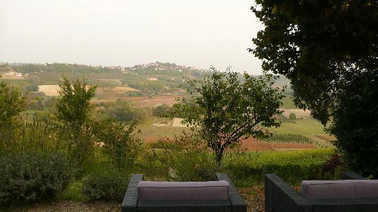 Casa di Maio: view from garden