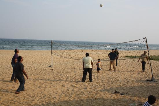 Beach Club Resort Chennai