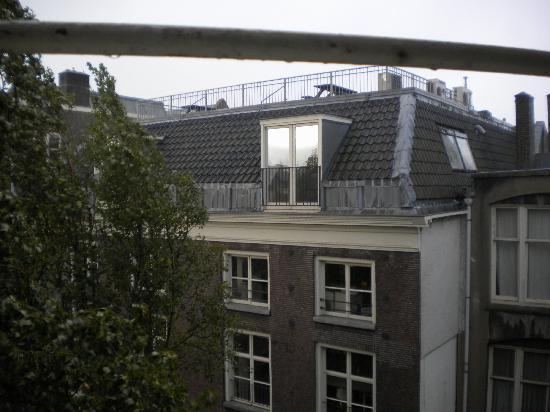 Hotel Galerij: vista uffici