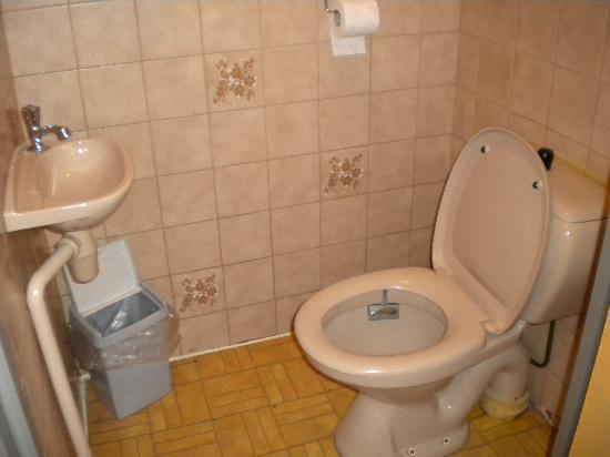 Hotel Galerij: bagno in comune