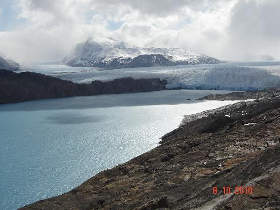 Estancia Cristina: Glaciar Upsala