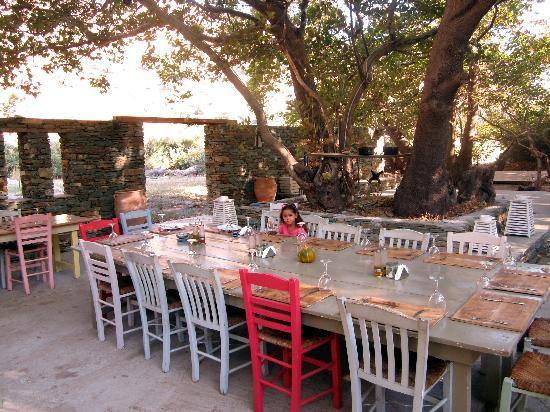 Onar: restaurant