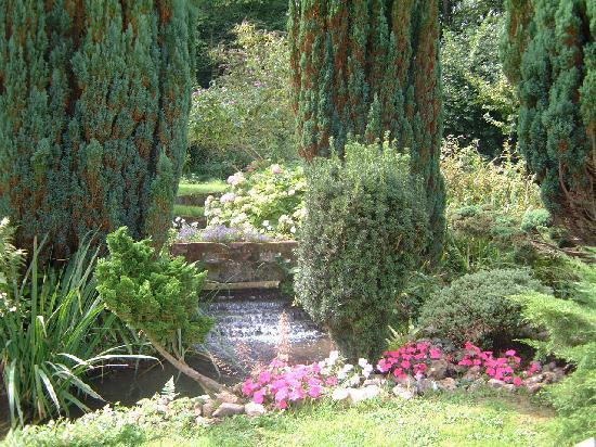 Chambre d' hôtes de charme Le Moulin Saint Nicol : La rivière