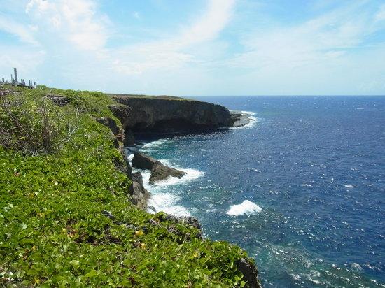 塞班岛观景台