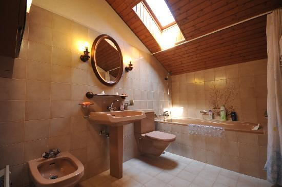 B&B Harry's Haven: Salle de Bain