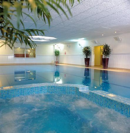 Blue Water 18m Indoor Pool And Spa Pool Picture Of Best Western Plus The Connaught Hotel
