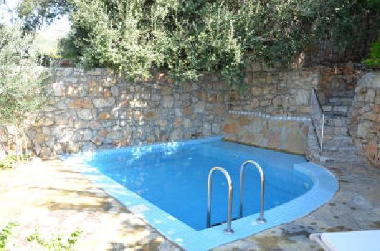 Beyaz Yunus Hotel: Private pool