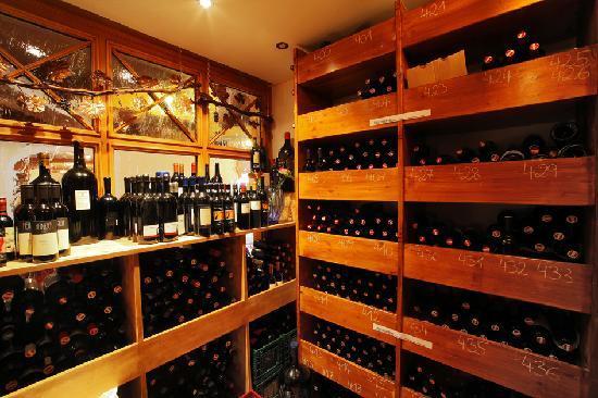 Auf der Weinkarte sind vorwiegend Spitzenwinzer - Hotel Lamark