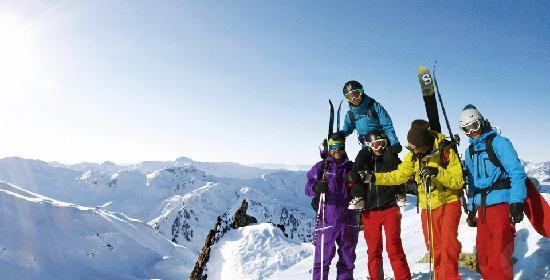 In Hochfügen kommt kein Skifahrer zu kurz - Hotel Lamark