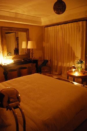 Riad Villa Blanche : camera junior suite