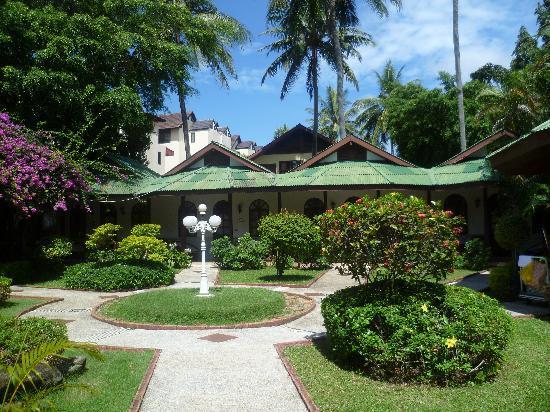 Eden Bungalow Resort: garden bungalows