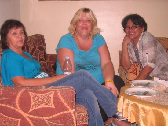 Miami Cairo Hostel: Guest become friends