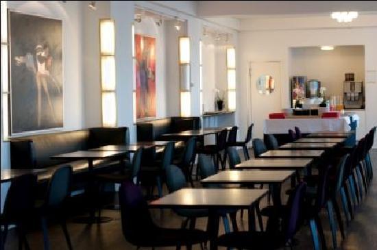 Hotel Astoria : Breakfast Restaurant