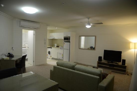 The Sebel South Brisbane : Living2