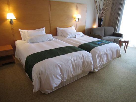 เดอะเวสติน มิยาโกะ เกียวโต: ベッド