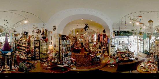 Alexandra May: Inside the shop